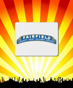 FAIRFIELD SIGN MOUSE PAD Design Zoom